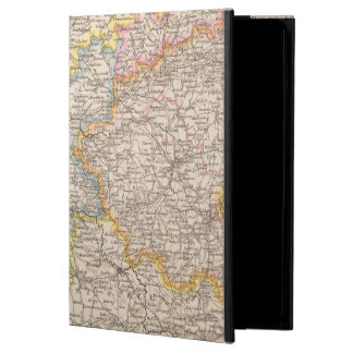 Brandenburg, Posen Atlas Map Cover For iPad Air