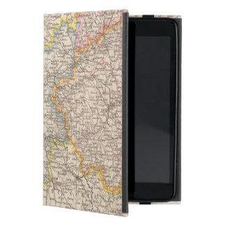 Brandenburg, Posen Atlas Map Cover For iPad Mini