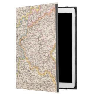 "Brandenburg, Posen Atlas Map iPad Pro 12.9"" Case"