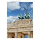 Brandenburg Tor in Berlin, Germany Cards