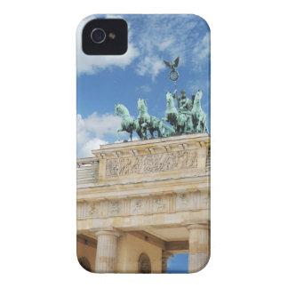 Brandenburg Tor in Berlin, Germany iPhone 4 Cover