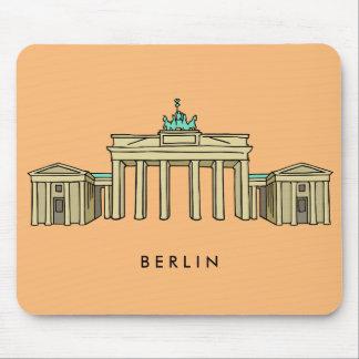Brandenburger gate Berlin Mouse Pad