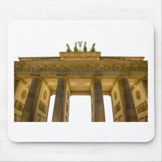 Brandenburger Gate Germany Mouse Pad