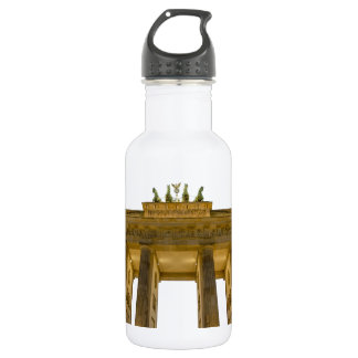 Brandenburger Gate Germany Water Bottle