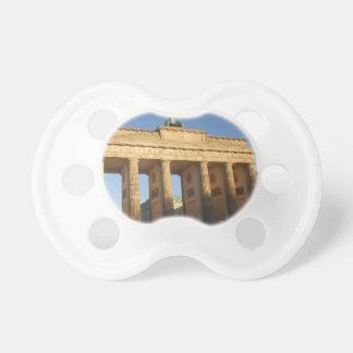 Brandenburger gate pacifier