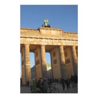 Brandenburger portería papelería personalizada