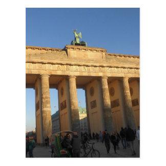 Brandenburger portería postal