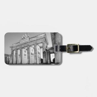 Brandenburger Tor Bag Tag