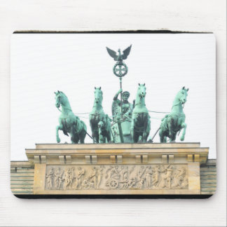 Brandenburger Tor in Berlin, Germany Mouse Pad