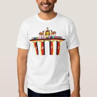 Brandenburgertor women WM 2011 T-Shirt