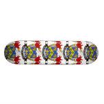 Brandford Family Crest Skateboard Decks