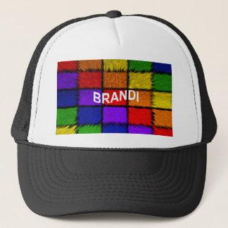 BRANDI ( female names ) Trucker Hat