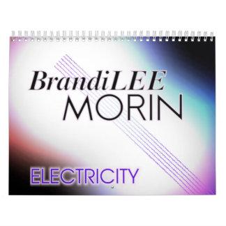 Brandi Lee Electricity Calendar
