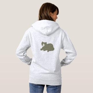 Brandicoot Cat Hoodie