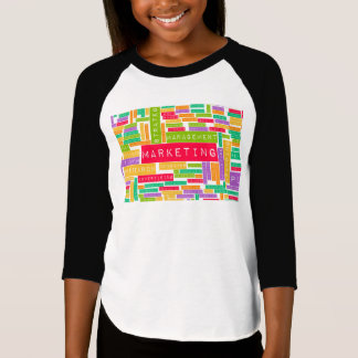 Branding and Marketing as a Business Concept T-Shirt