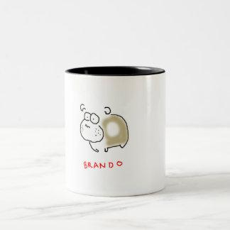Brando Two-Tone Coffee Mug