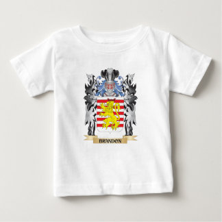 Brandon Coat of Arms - Family Crest Tee Shirt