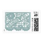 Brandon+Emily Postage Stamp