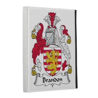 Brandon Family Crest iPad Folio Cases