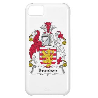 Brandon Family Crest iPhone 5C Cover