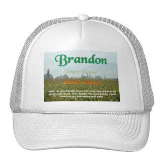 Brandon Hats