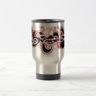 Brandon 15 Oz Stainless Steel Travel Mug