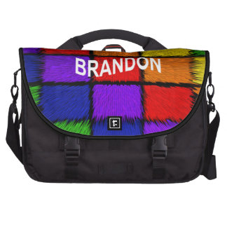 BRANDON (nombres masculinos) Bolsas Para Ordenador