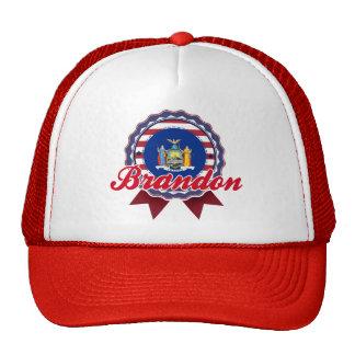 Brandon NY Hat