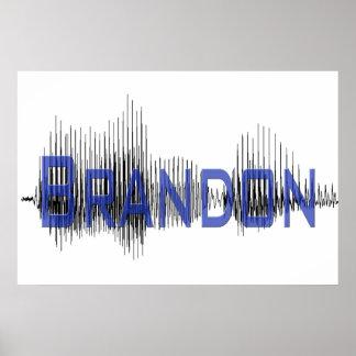 Brandon Sononome Poster