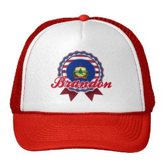 Brandon VT Trucker Hat