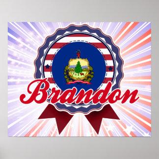 Brandon, VT Posters