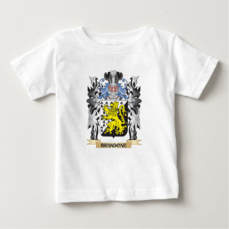 Brandone Coat of Arms - Family Crest Infant T-shirt