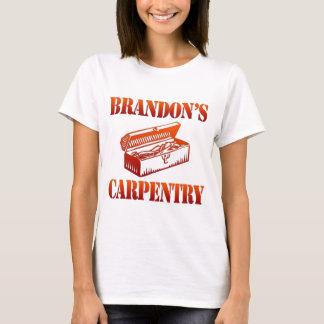 Brandon's Carpentry T-Shirt