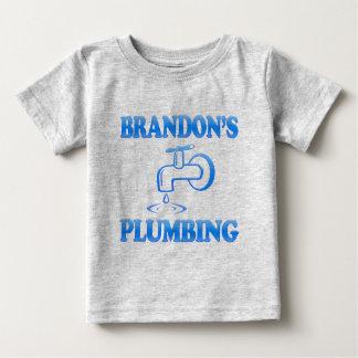 Brandon's Plumbing Shirt