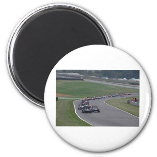 Brands Hatch Magnet
