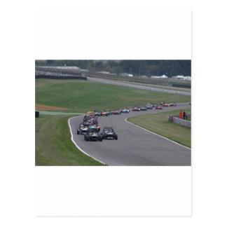 Brands Hatch Postcard