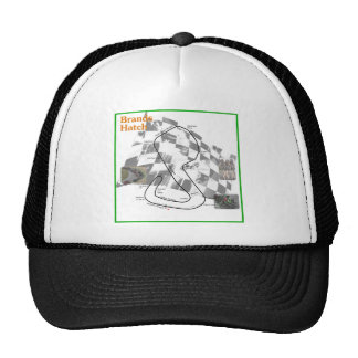 Brands Hatch T-Shirt Trucker Hat