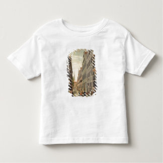 Brandstweite in Hamburg, 1775 Toddler T-shirt
