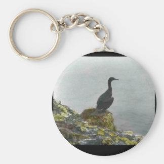 Brandt's Cormorant Key Chain