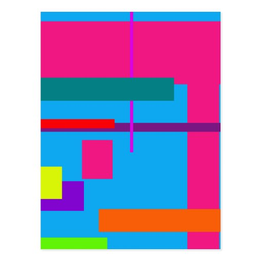 Brandy artísticos del espacio azules tarjetas postales