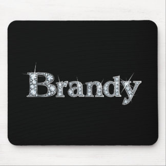 "Brandy ""Diamond Bling"" Mousepad"