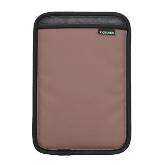 Brandy Solid Color Sleeve For iPad Mini
