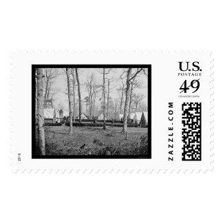 Brandy Station, Virginia Field Hospital 1864 Postage Stamp