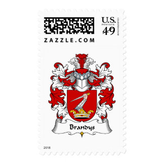 Brandys Family Crest Stamps