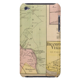 Brandywine Banks iPod Touch Case