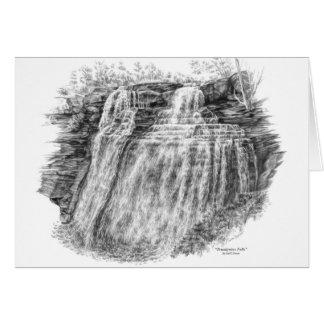Brandywine Falls (CVNP) by Kelli Swan Card