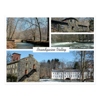 Brandywine Valley Postcard