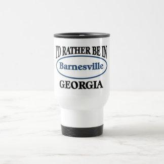 Branesville Georgia 15 Oz Stainless Steel Travel Mug