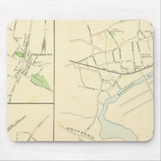 Branford, Cheshire, N Haven Mouse Pad