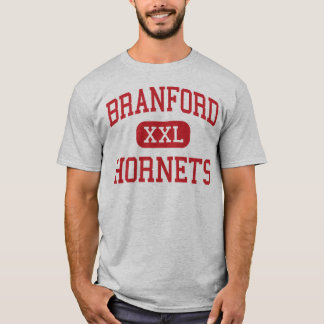 Branford - Hornets - High - Branford Connecticut T-Shirt